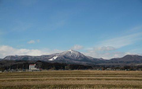 【仙台市泉区 】春間近の泉ヶ岳