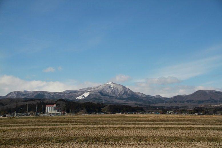 3月の泉ヶ岳