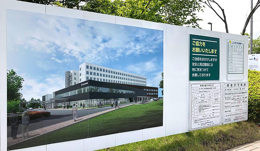 JCHO仙台病院 仙台の新しい開発プロジェクト