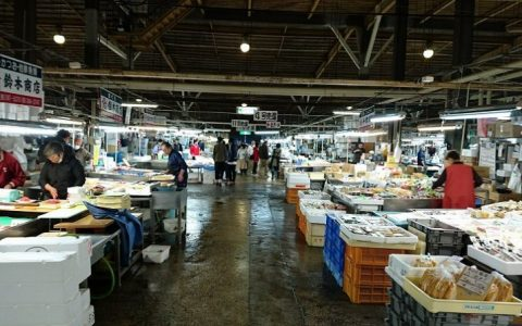 東北鎮護・陸奥国一宮「鹽竈神社」と塩釜水産物仲卸市場「マイ海鮮丼」