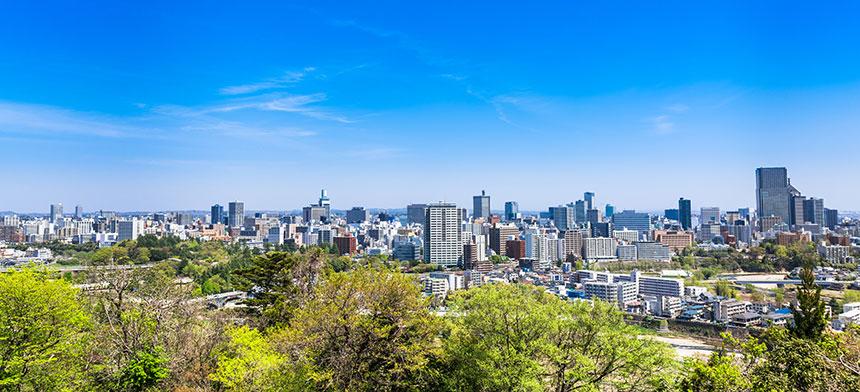 仙台の新しい開発プロジェクト