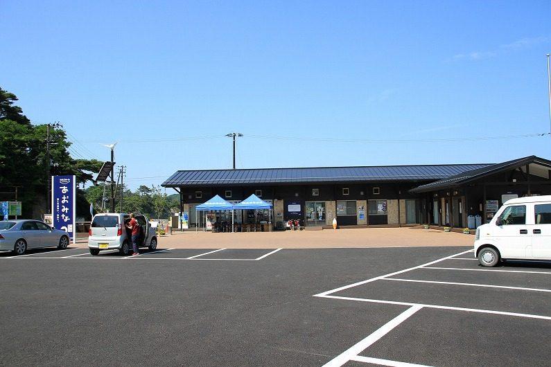 東松島市宮戸地区復興再生多目的施設・あおみな