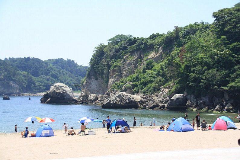 奥松島・月浜