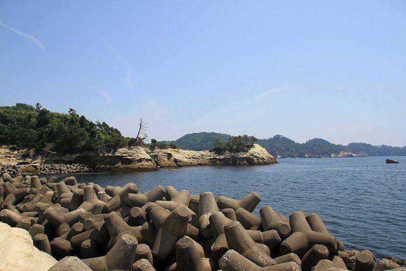 奥松島・新浜岬